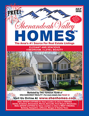June 2020 Shenandoah Valley Homes